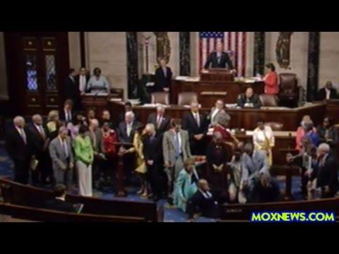 Second Amendment Haters And Gun Grabbers Shutdown U.S. House Of Representatives!
