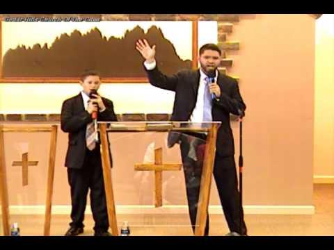 08.06.17 Childrens Church - Bro  Joseph