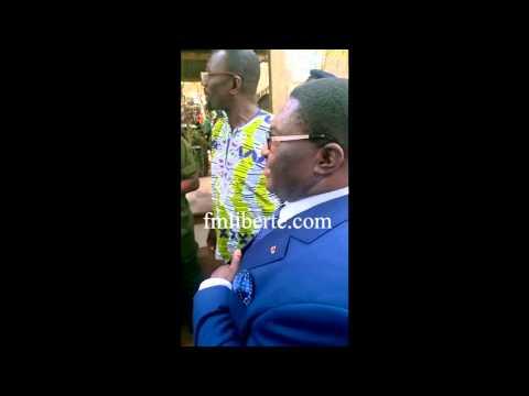 Togo:  les premières images  de la libération de Pascal Bodjona