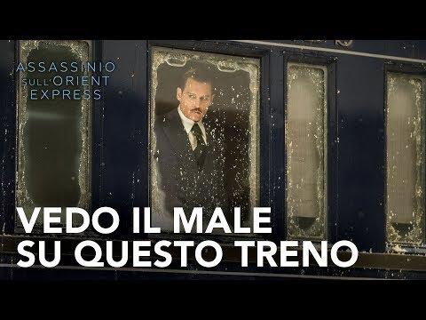 Assassinio sull'Orient Express | Vedo il male su questo treno Spot HD | 20th Century Fox 2017
