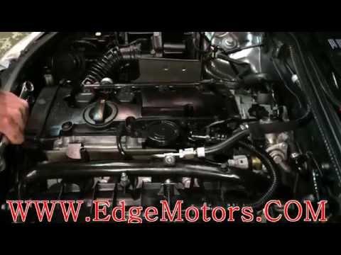 2006-2008 VW and Audi 2.0T FSI motors camshaft follower replacement DIY by Edge Motors