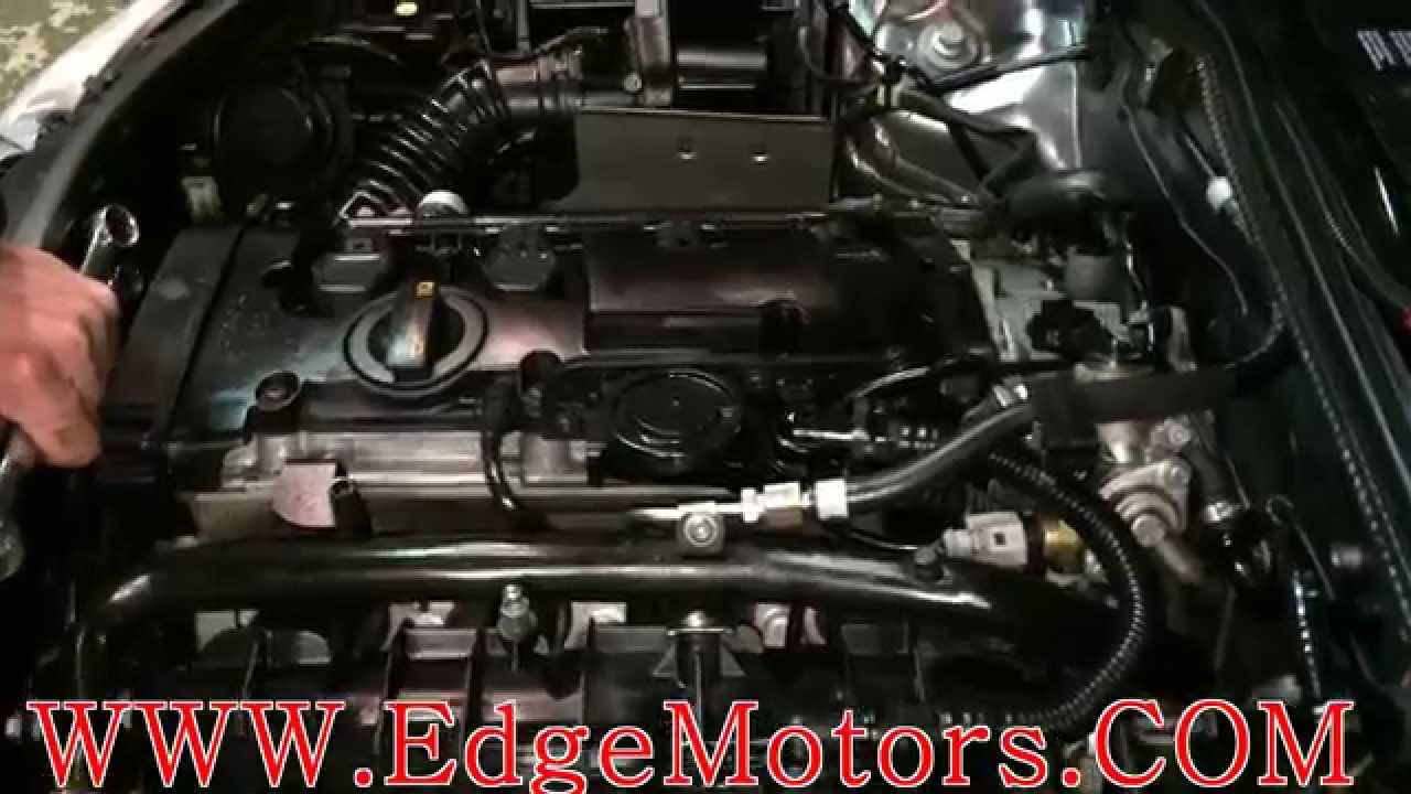 2006-2008 VW and Audi 2.0T FSI motors camshaft follower replacement DIY by Edge Motors - YouTube