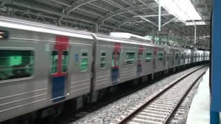 수인선 전철 개통 후 운행 / Suin Line Train After the opening run