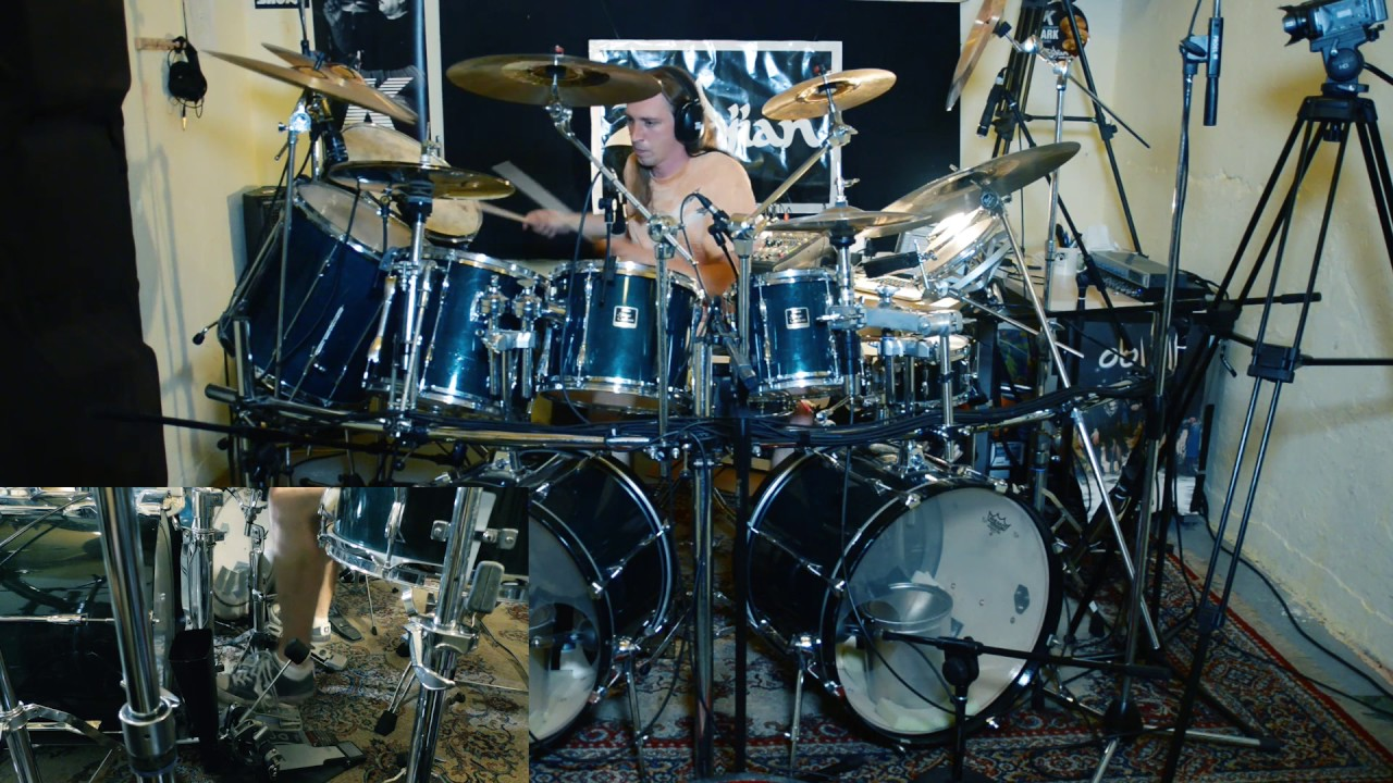 recording drums for band the vicious head society klemen markelj youtube. Black Bedroom Furniture Sets. Home Design Ideas