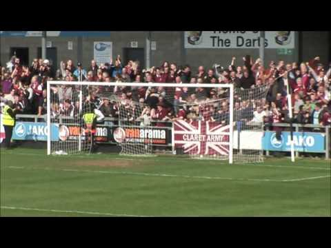 Dartford v Chelmsford  Play off semi Final Goals