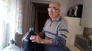 Завершающий этап приготовления вина