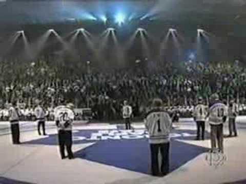 Maple Leaf Gardens - Closing Ceremonies Part 5 of 8