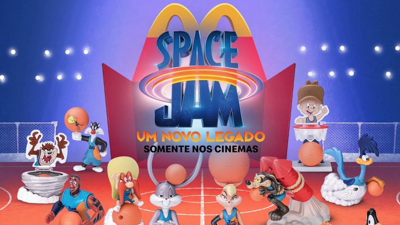 McLanche Feliz Space Jam: Um Novo Legado