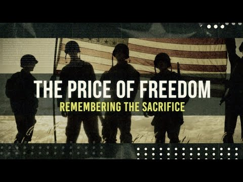 The Price of Freedom | Memorial Day Service