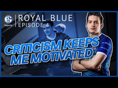 CRITICISM KEEPS ME MOTIVATED – ROYAL BLUE #4 (ODOAMNE) – LEAGUE OF LEGENDS LEC thumbnail