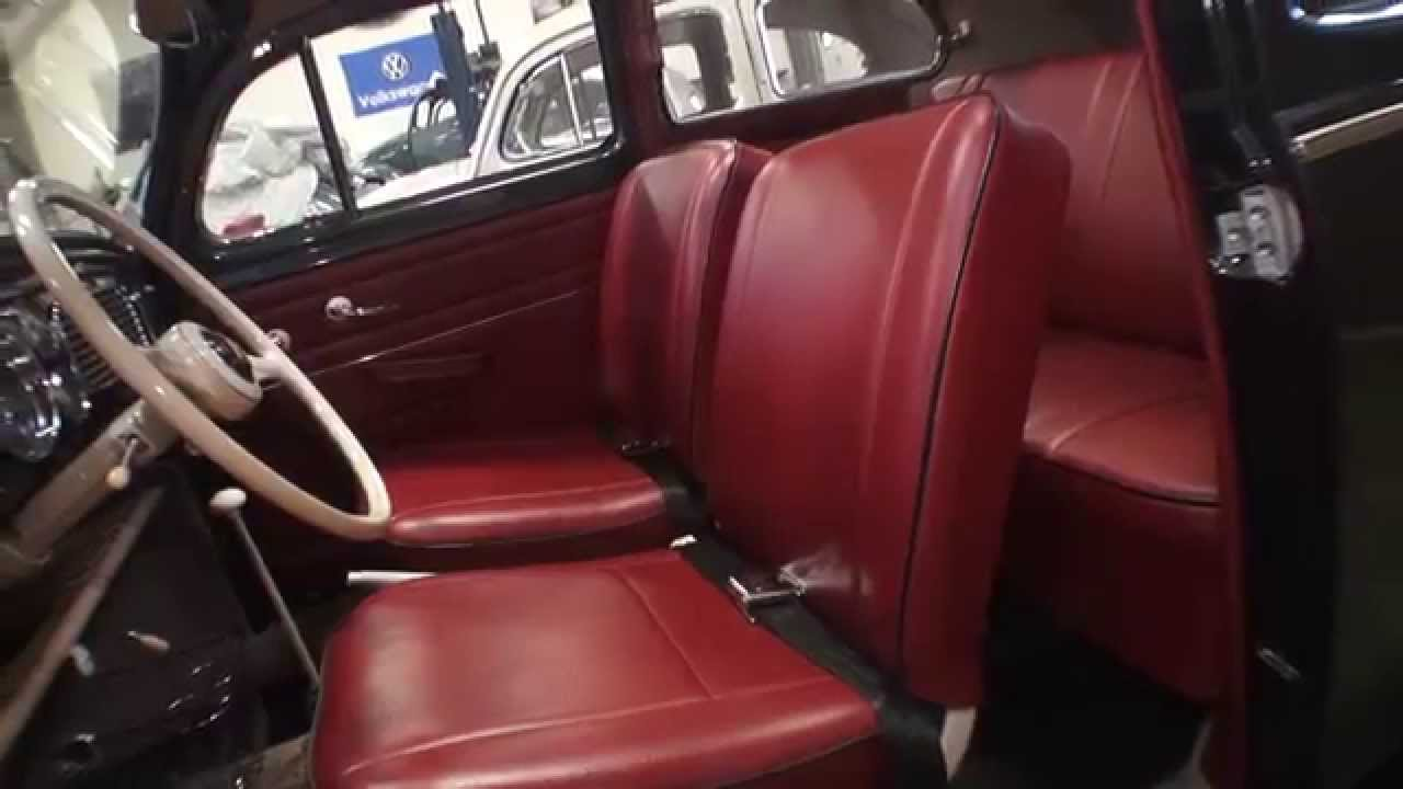 classic vw bugs signature vallone beetle interior kits for your vintage type 1 youtube. Black Bedroom Furniture Sets. Home Design Ideas