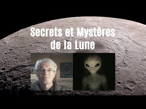 Secrets et Mystères de la Lune avec Olivier Gabriel
