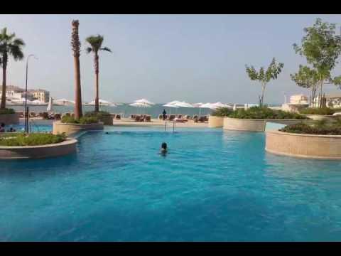 Marsa Malaz Kempinski The Pearl Doha pool
