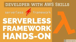 Exploring Serverless Application with Typescript #22