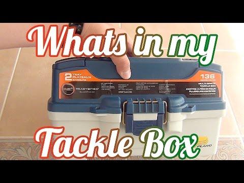 My Tackle Box