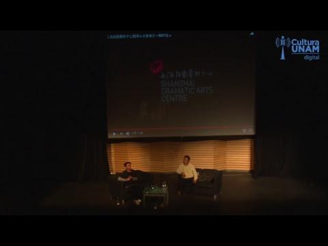 Conferencias de la Shanghai Theatre Academy (FITU 2018)