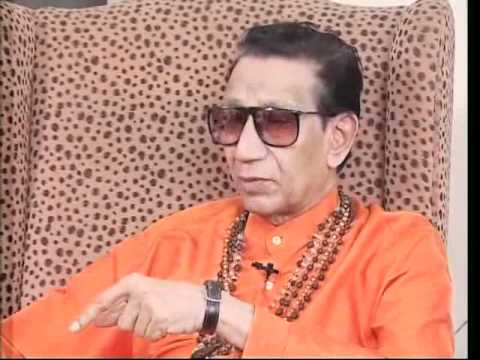 Balasaheb Thackeray's most truthful interview, ever ! -- THE RKB SHOW - Part 5/5