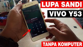 Cara Mengatasi Lupa Sandi HP Vivo Y12 Tanpa Box Via PC | Vivo Y12 Lupa Pola Via Miracle (Free).