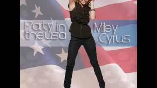miley cyrus- party in the usa LYRICS (The Best Video!) music video