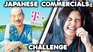 TRY TO GUESS THESE JAPANESE COMMERCIALS