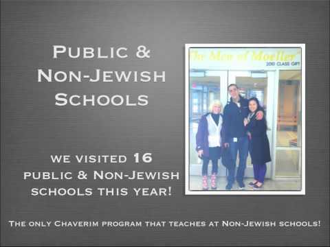Chaverim M'Israel (Friends from Israel) Cincinnati Video