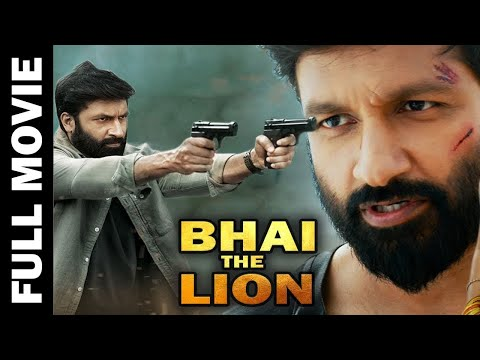 Bhai The Lion (2017) Full Hindi Dubbed Movie   Anushka Shetty   Gopichand