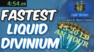 FAST LIQUID DIVINIUM FARM METHODS  ALL MAPS Get Liquid Divinium FAST! Liquid Divinium Farming Method