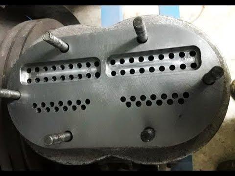 Переходная пластина под клапанную плиту компрессора СО-7Б