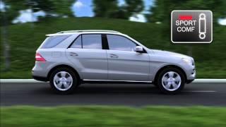 AIRMATIC -- Air Suspension System Technology -- Mercedes-Benz