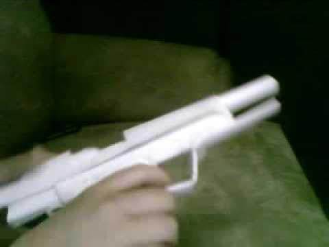 Re: paper gun