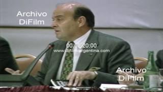 Domingo Cavallo explica como se sale de la convertibilidad 1996