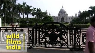 Building Dedicated To Queen Victoria In Kolkata - Victoria Memorial