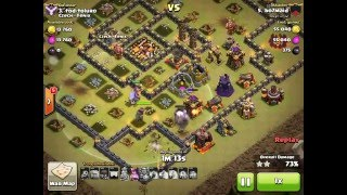 GRAND WARDEN + MAX WITCHES 3 STARS ATTACK | Clash Of Clans | ''New Update'' TH11, Eagle Artillery!!3
