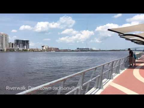 Day 2 Riverwalk, Downtown Jacksonville