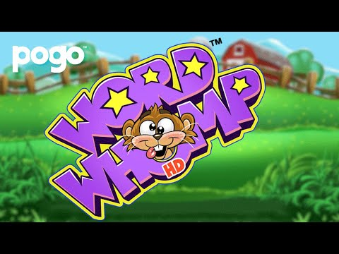 Word Whomp™ HD - Official Pogo Trailer