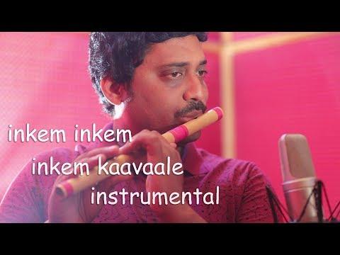 Inkem Inkem Inkem Kavale Flute Cover | By Krishna