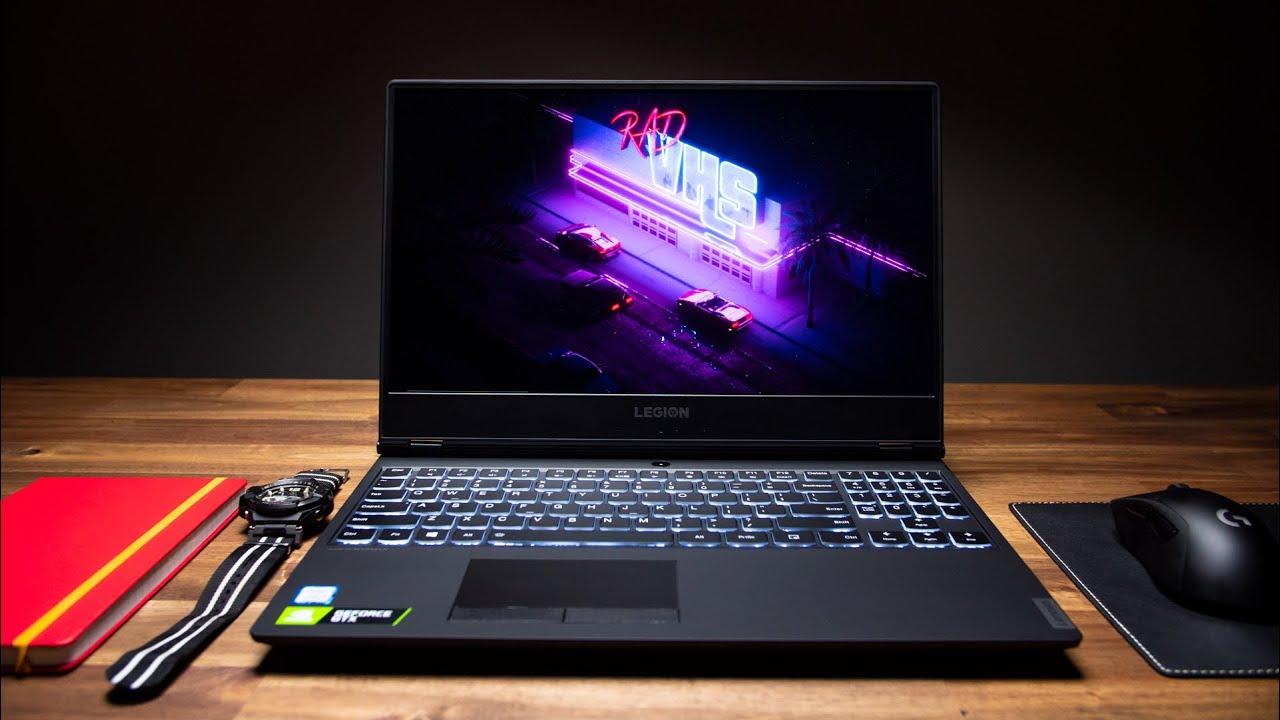 Lenovo Legion Y540 - Beste laptop voor fotobewerking en zware games - Top laptop voor fotografen met grote scherm.