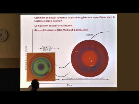 La formation du syst me solaire et l volution des - Systeme solaire nice ...