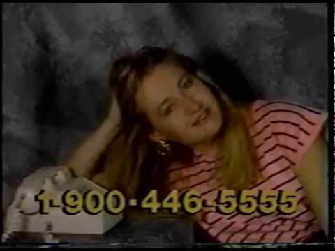 Florida Chat Line Late Night Television Commercial
