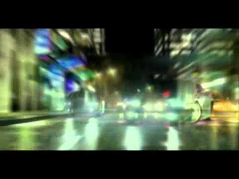 Car racing games music video