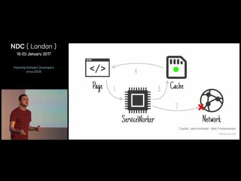 The (Awesome) Future of Web Apps - Jad Joubran