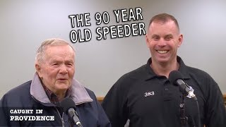 The 90 Year Old Speeder and the NY Nutritionist