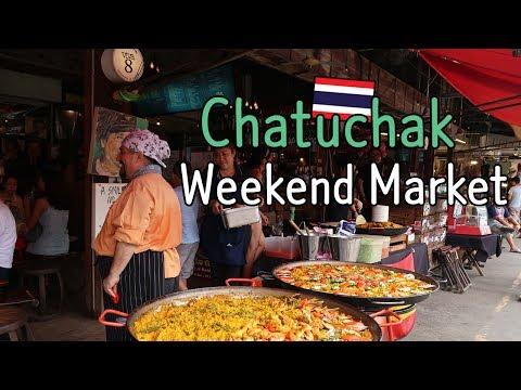 All You Can Buy! Shopper's Paradise - Chatuchak Weekend Market (ตลาดนัดสวนจตุจักร), Bangkok, Thai