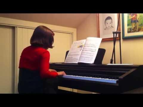 Bastien. Piano Nivel I. Largo (Dvorack)