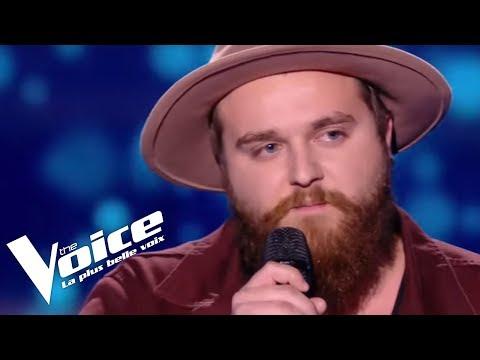 Moby – Natural Blues | Aurélien | The Voice France 2018 | Blind Audition