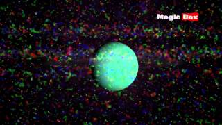 Uranus - The Solar System - Animation Educational Videos For Kids