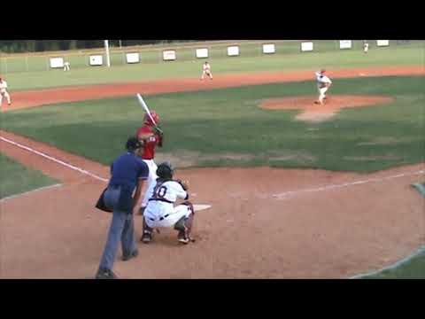 Wewahitchka High School Baseball 2009 - Ryan Leaman #14