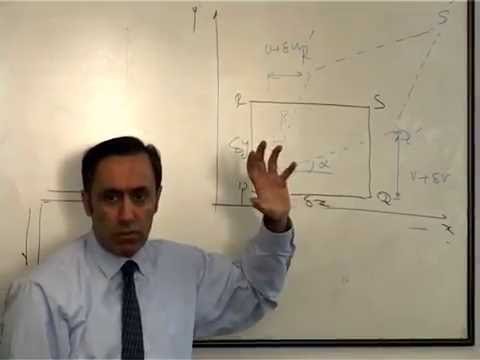 Finite Element Method Lesson, Prof Hamid Bahai, Session 5