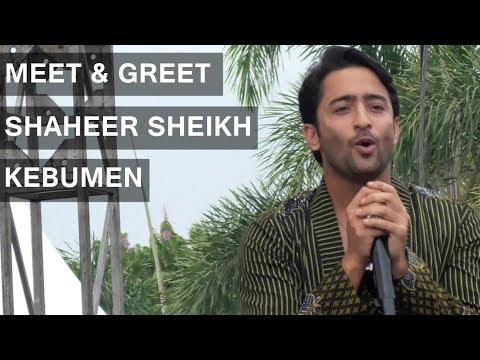 Meet and Greet Shaheer Sheikh Di Kebumen - Vicky Prasetyo & Artis ANTV Lainnya