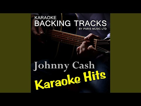 Ring of Fire (Originally Performed By Johnny Cash) (Karaoke Version)